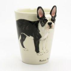 Boston mug... I wonder who this reminds me of? Someone at work maybe? Hahaha
