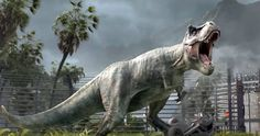 Jurassic World Evolution Theme Park Simulator Announced from Planet Coaster -- Planet Coaster has released a new Jurassic World theme park simulator that can be played on XBox One, Playstation 4 and PC formats. -- http://movieweb.com/jurassic-world-evolution-park-builder-sims-xbox-playstation/