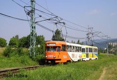From Liberec (long ago) in PX! Around The Worlds, Train, Cars, Transportation, Autos, Car, Automobile, Strollers, Trucks