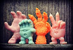 Hand monsters