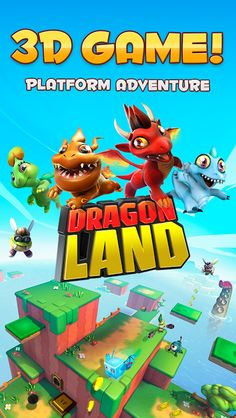 Dragon Land 3.2.3 [Mod Money] Apk Mod  Data http://www.faridgames.tk/2017/03/dragon-land-323-mod-money-apk-mod-data.html