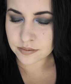 The world of makeup: MAKEUP INSPIRATION - 100 MALEKUP LOOKŮ - UD XX VICE LTD RELOADED Č.9