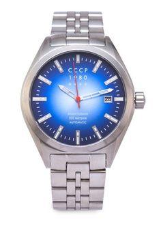 Schuka 行針鍊錶 from CCCP in 藍色_1