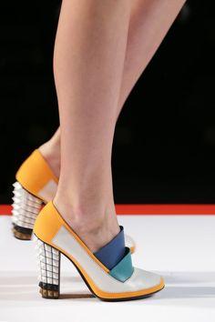 FENDI Woman SS13 Ready to wear Fashion show 9/49