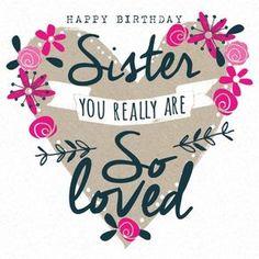 Mensajes y frases de Feliz cumpleaños para una hermana o hermano   Frases Hoy