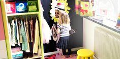 Haz que el armario se convierta en su mejor aliado ¡diversión y orden todo en uno!