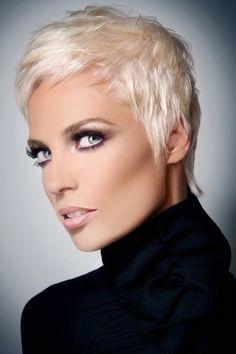 Frauen mit dünnen und feinen Haaren aufgepasst! Diese 10 Kurzhaarschnitte sind speziell für Euch geeignet! - Neue Frisur