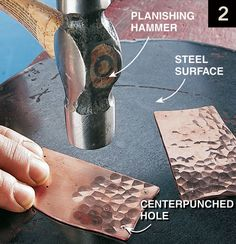 Hammer Your Copper Iron – Popular Woodworking Magazine - FLIPPER-FOOT woodworking Woodworking joints carpentry building Ideas woodworking Woodworking Basics, Woodworking Joints, Woodworking Magazine, Woodworking Workshop, Popular Woodworking, Woodworking Techniques, Woodworking Furniture, Woodworking Projects, Fine Woodworking
