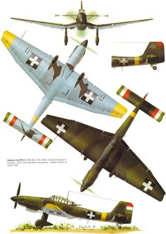 Imagen Aircraft Parts, Ww2 Aircraft, Military Aircraft, Luftwaffe, Army Vehicles, Military Diorama, Aviation Art, Wwii, Air Force