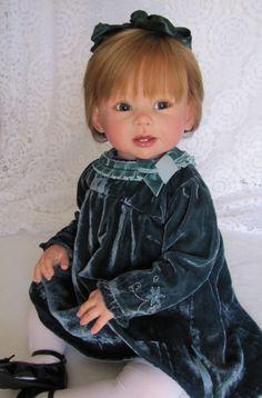 Custom Bonnie Linda Murray Toddler Reborn by Nancy's Lil Darlings Sit Stand