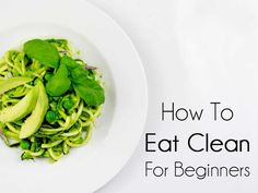 Clean Eating. What The Heck Is It? Clean Eating Is Based On A Whole Food, Plant-rich Diet. It's Not A Crazy Diet That Involves Lots Of Rules. Rather It's Pretty Simple, And Based On Common-sense Nutritional And Health Principles.