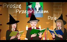 """Bajkowa Drużyna - """"Magiczne Słowa"""" (oficjalny teledysk) Magic Words, Kids Songs, Music Songs, Multimedia, Kindergarten, Crafts For Kids, Make It Yourself, Teaching, Education"""