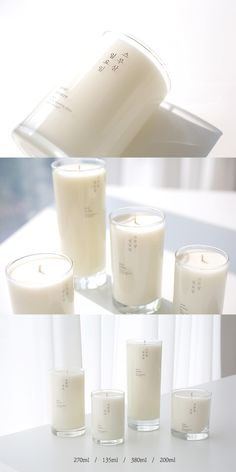Create classic, simple candles with clear labels and little text. You are in the right place about DIY Candles birthday Here we offer you the most beautiful pictures about the DIY Candles teacup you a Homemade Candles, Diy Candles, Scented Candles, Pillar Candles, Candle Branding, Candle Packaging, Diy Candle Labels, Home Spray, Clear Labels