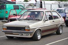 Ford Fiesta Mk1 Quartz EBW733Y