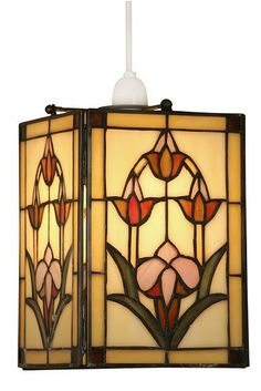 Garden tiffany design indoor lamp shade with lead design available from luxury lighting