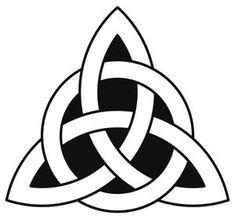 nudo de la trinidad celta