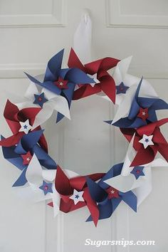 Google Image Result for http://sugarsnips.com/wp-content/uploads/2012/06/pinwheel-wreath-done.jpg