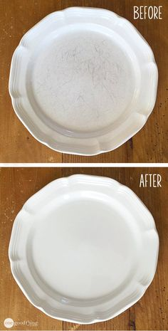 how to remove scratches from white ceramic...