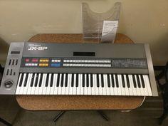 MATRIXSYNTH: Roland JX-8P Polyphonic Synthesizer Keyboard