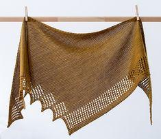 Ravelry: Bella Shawl pattern by Annie Baker Designs