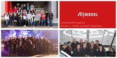 We wish much success to all our teams at #RIEDEL projects, like #ESC2017 and #Baku2017!