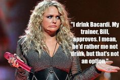 Miranda Lambert won't apologize for being herself and neither should you! :)