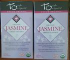 ✔Ð Touch Organic JASMINE TEA  LOT OF TWO  24  TEA BAGS EACH http://ebay.to/2cyHp9p