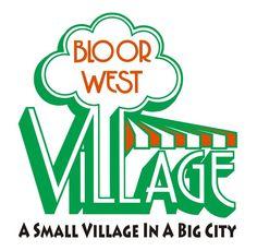 Bloor West Village, where we're located! O Canada, West Village, Ontario, Toronto, Logo, Gta, Branding, Mini, Logos