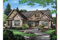 2291 sq ft. Vaulted family but wrong way.  No bonus.  Vaulted screen porch 3/5