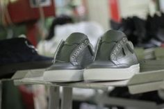 Sneakers cocco embossed