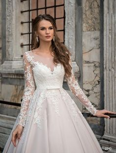 Making A Wedding Dress, Buy Wedding Dress, Tea Length Wedding Dress, Long Wedding Dresses, Bridal Dresses, Wedding Gowns, Party Dresses, Fairytale Bridal, White Flower Girl Dresses
