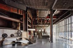 Horno³ : Museo del Acero < Projects | Grimshaw Architects