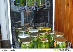 Zavařování v myčce recept - TopRecepty.cz Cooking, Program, Kitchen, Brewing, Cuisine, Cook