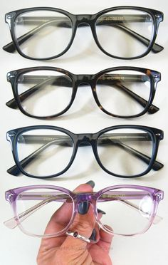 57aff35195 Nice unisex hipster reading glasses for those who love the 60 s. These  readers come in