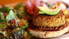 Várias receitas de hamburguers vegetais [video]