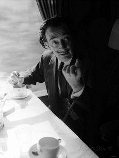Salvador Dali. 1959