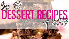 Top 10 Dessert Recipes of 2019 - Cooking With Karli Twix Cookies - Cooking With Karli Sugar Cookie Frosting, Soft Sugar Cookies, Sugar Cookies Recipe, Yummy Cookies, Quick Cookies, Top 10 Desserts, Most Popular Desserts, Fudge Recipes, Baking Recipes