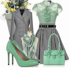 Fashionable Work Outfit Ideas for Fall & Winter 2019 published in Pouted Magazine Women Fashion - Are you looking for catchy work outfit ideas to copy in the fall and winter seasons? You can find what you need here. During the cold seasons, we find. Komplette Outfits, Classy Outfits, Casual Outfits, Fashion Outfits, Winter Outfits, Jw Fashion, Work Fashion, Womens Fashion, Fashion Trends