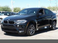 2016 BMW X6 M Sports Activity Coupe