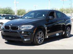 2016 BMW X6 M Sports Activity Coupe