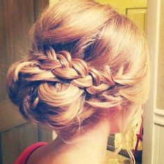 Wedding Hairstyles Updos Braided