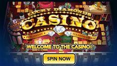 """""""Lucky Diamond's Casino"""""""