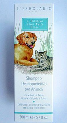 Aus der Kategorie Shampoos  gibt es, zum Preis von EUR 10,90  Aus dieser Serie für Katzen und Hunden sind auch Mildes Parfüm für Tiere und Entwirrender Balsam (Conditioner) für Haustiere erhältlich!