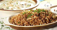Kasha este o rețetă tradițională de origine rusească, de nelipsit de pe masa rușilor. Este o mâncare foarte hrănitoare