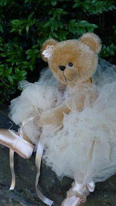 Audrey by By Shaz Bears BALLERINA BEAUTIFUL