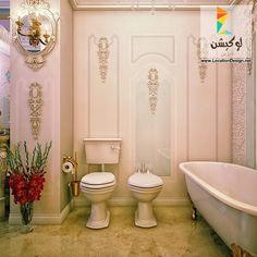 نصائح قبل تجهيز ديكور حمامات 2017 - 2018 تصميمات شيك جدا بإيتكارات مذهلة - لوكشين ديزين . نت