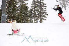 snowboarding wedding  Lake Tahoe Weddings  ©PhotographybyMonique