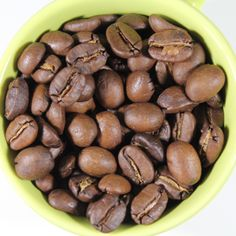 Jamaican Blue Mountain coffee. This rare and exclusive coffee is smooth and clean in flavour. Best drunk in a short, rich espresso