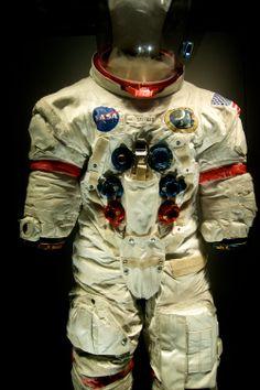 Al Shepard's Apollo Spacesuit