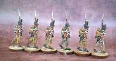 Jacksarge Brushes & Battles: Light Company Men of the Connaught Rangers
